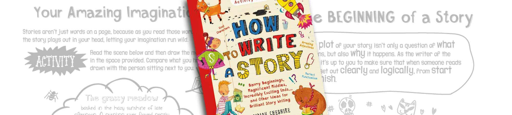 Little Bird 60% off Bloomsbury's How to Write a Story