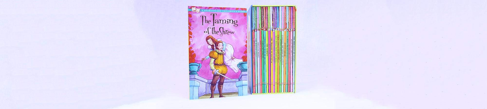 Little Bird 87% off Shakespeare Children's Stories 20 Book Collection - Inspire Imaginations With These Amazing Stories
