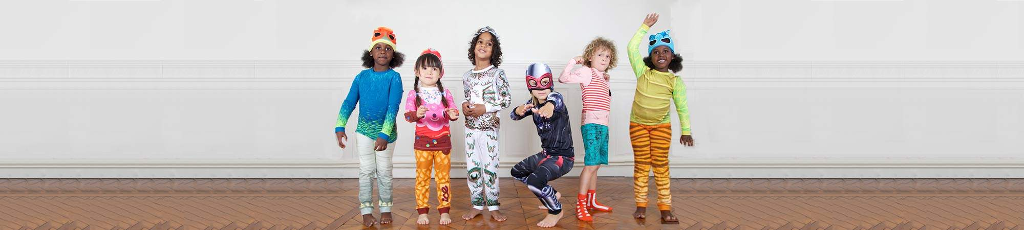 Little Bird Fun & Unique, Dress Up Adventure Playsuit Pyjama's  46% Off.  A Great Gift Idea For The End Of School