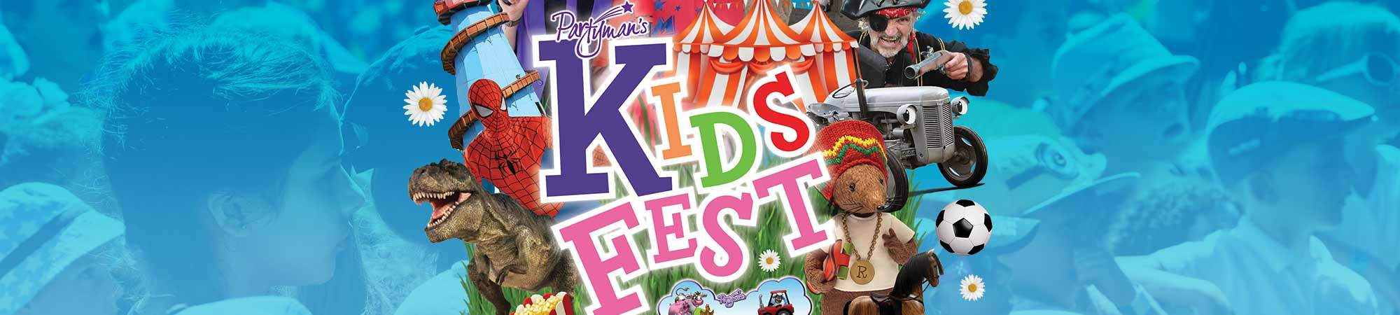 Little Bird Ninja Turtles, Paw Patrol, Rastamouse,  Disney's Art Attack & Loads More with KidsFest, Marsh Farm!