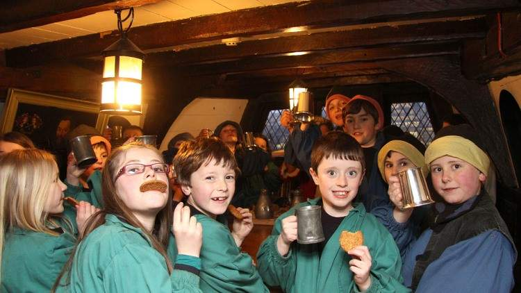 Little Bird 14% off a Family Sleepover Experience On The Golden Hinde;  An Overnight Living History Experience
