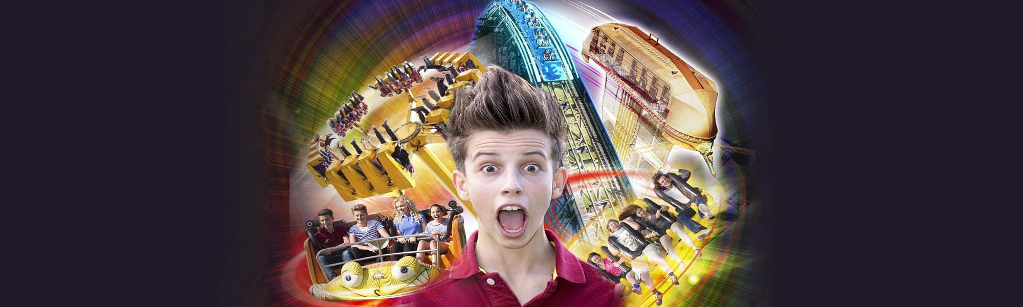 Events for Children Lightwater Valley Ticket Bundles - One of the UK's Most Exciting Theme Parks! Up to 40% off