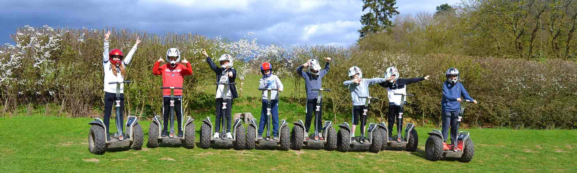 Little Bird Segway Adventure Experiences - Off Road Fun for Ages 10+, Up to 67% off