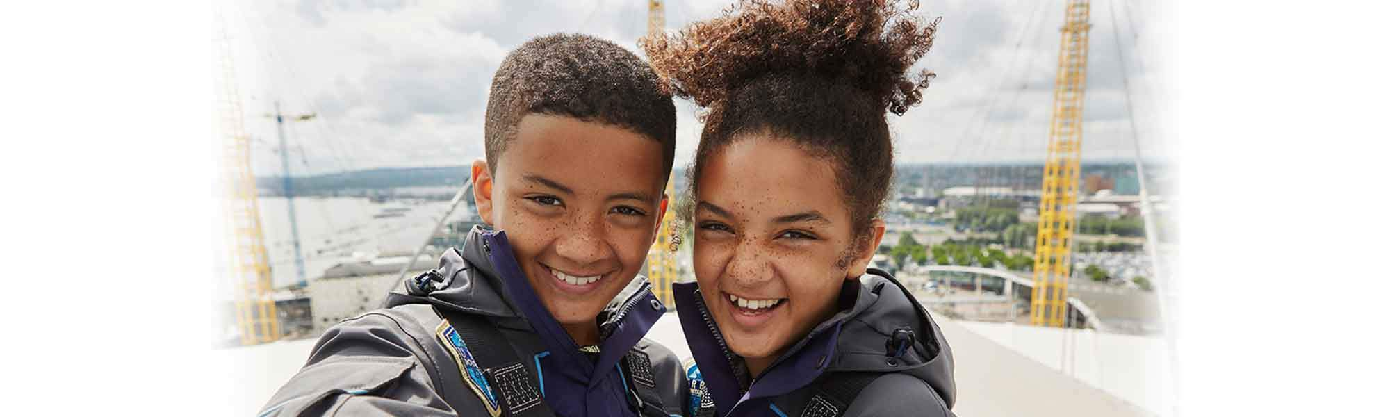 Little Bird Up at The O2 - An Exhilarating Day Out for Ages 9+, Exclusive: Save 10%