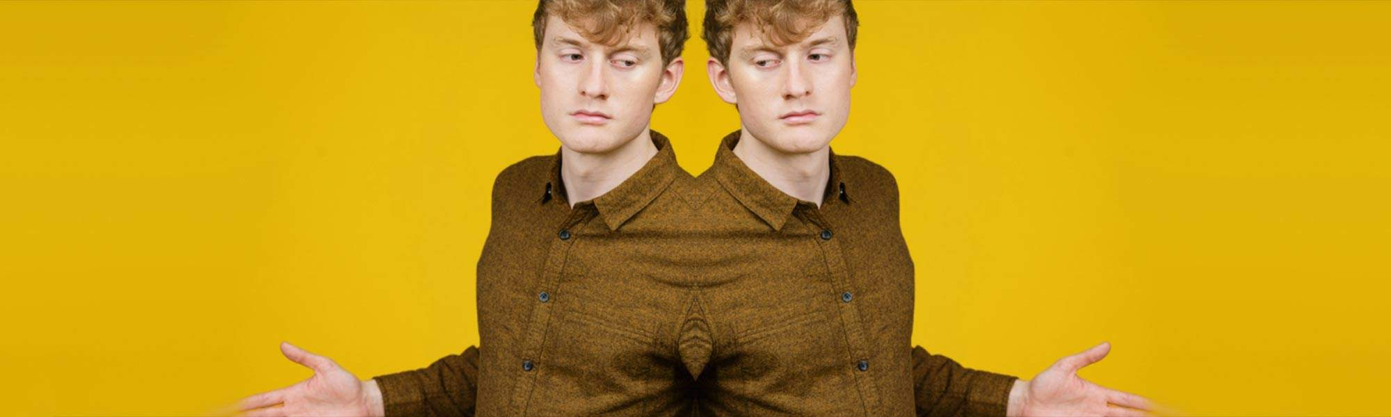 Little Bird James Acaster at the Underbelly Festival