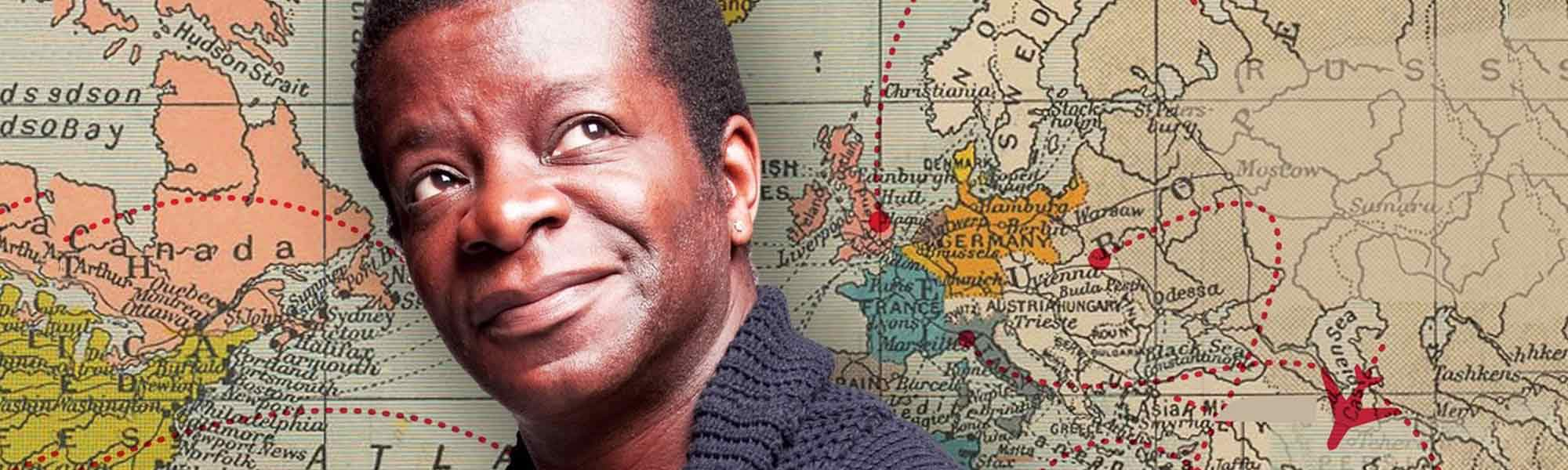 Theatre performances Stephen K Amos: World Famous at the Underbelly Festival