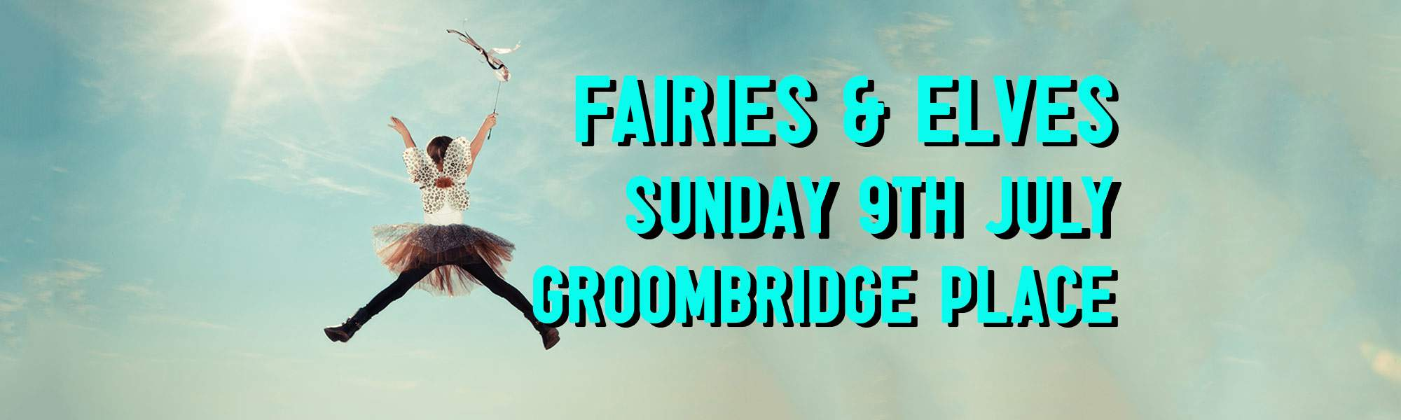 Little Bird Fairies & Elves at Groombridge Place - A Magical Woodland Adventure this July, 30% off