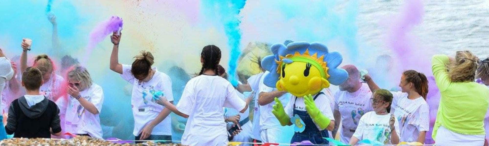 Events for Children Colour Run Sussex - Eastbournes ONLY Colour Run, Up to 60% off