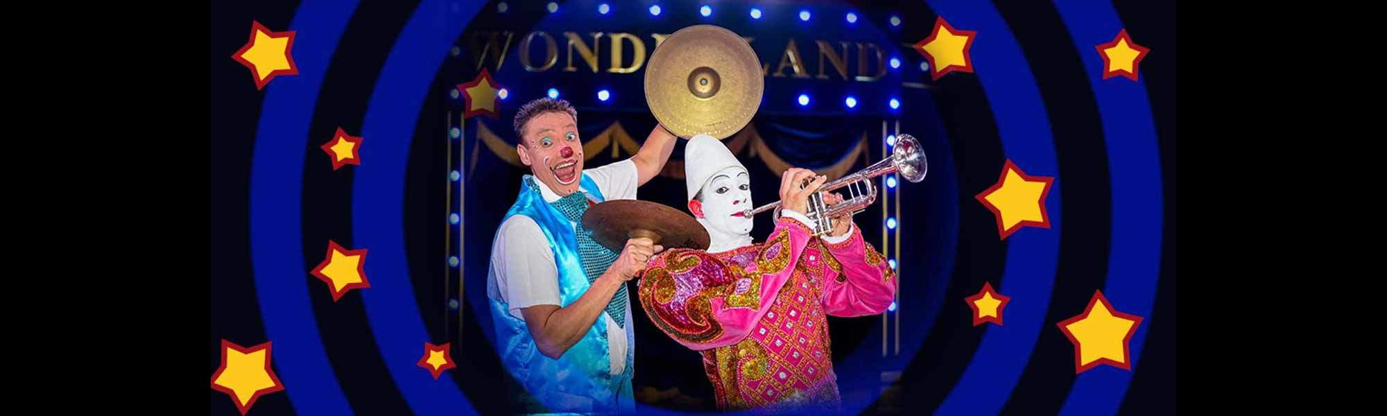 Events for Children Award Winning Laughs at Circus Wonderland in Hemel Hempstead - The UK's Most Magical Circus, Up to 58% off
