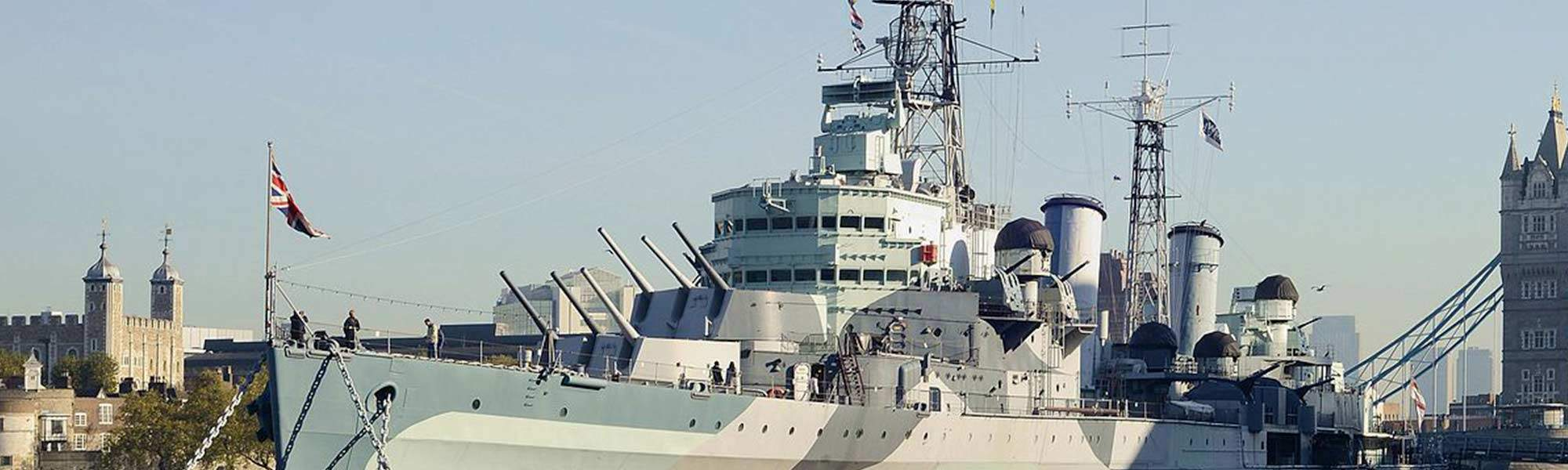 HMS Belfast - Climb Aboard This Unique WWII Battleship and Discover Life at Sea!