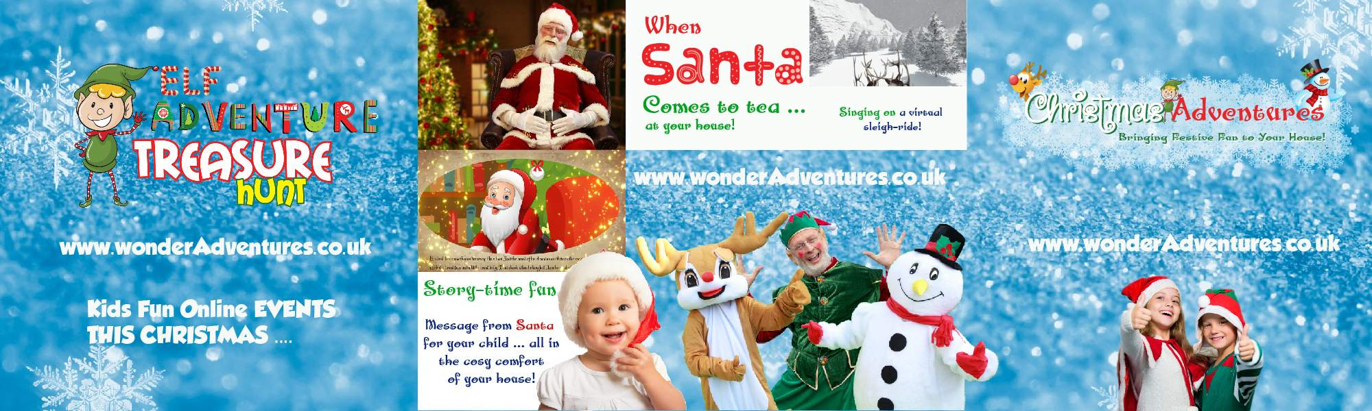 Toys & Games FAMILY PASS MEMBERS ONLY:  Virtual Santa Experience; LIVE Christmas Activities, Treasure Hunt Fun and Christmas Eve Show 20% off