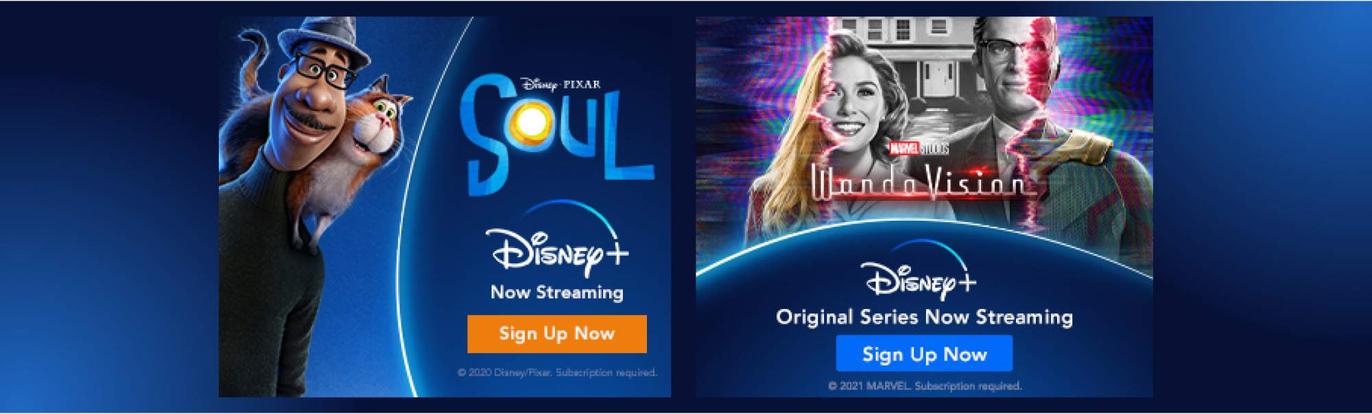 Family & Lifestyle Disney +  -  £5.99 a month or save over 15% on an annual subscription