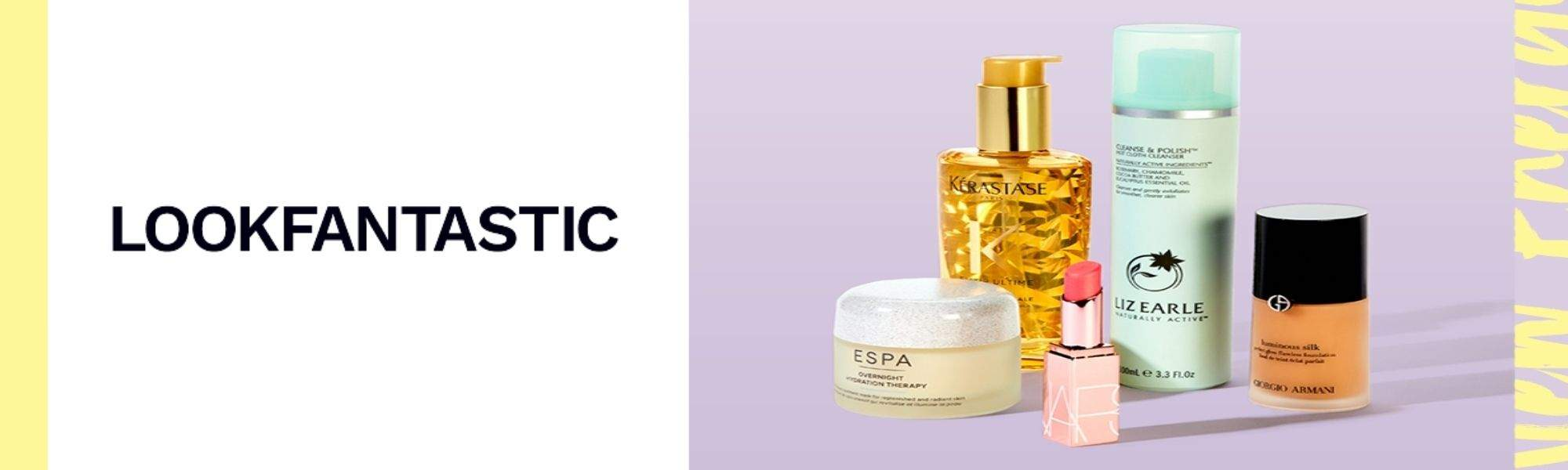 Family & Lifestyle FAMILY PASS MEMBERS ONLY: Look Fantastic UK's No.1 Beauty Retailer, 22% Off